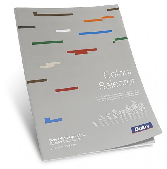 Dulux color selector 2018